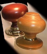 Standard Wooden Doorknobs