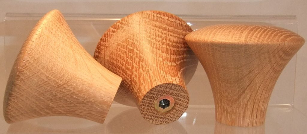 shaker style knobs